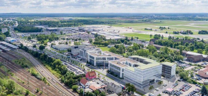 Neubau Hub 3 im BB Business Hub erhält Baugenehmigung
