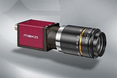 IR-Smartkamera-Partnerschaft zwischen AT und Polytec