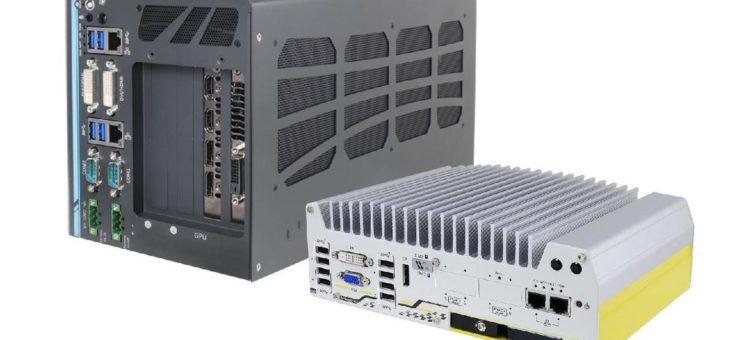 Neue Embedded GPU- und Fahrzeug-Computer bei Bressner erhältlich
