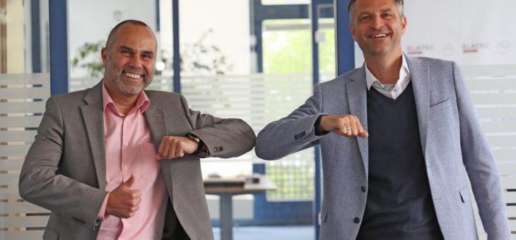 RFID-Spezialisten strukturieren Geschäftsleitung um