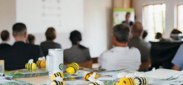 Wildbienenschulung die Erste