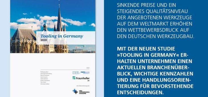 Wie bleiben deutsche Werkzeugbaubetriebe an der Weltspitze? Studie zeigt aktuelle Entwicklungen der deutschen Werkzeugbaubranche