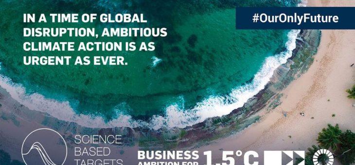 SIG unterzeichnet CEO-Aufruf an Regierungen, den wirtschaftlichen Aufschwung nach COVID-19 mit den neuesten Erkenntnissen der Klimaforschung in Einklang zu bringen