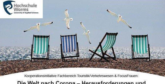 Die Welt nach Corona – Herausforderungen und neue Perspektiven für Touristik und Verkehr