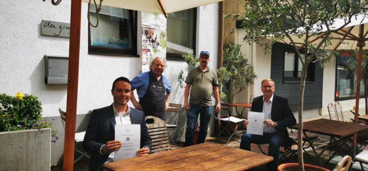 Digital Hub Nordschwarzwald bietet digitale Lösungen für die Gastronomie in der Region