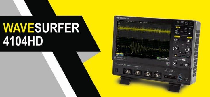 Der WaveSurfer 4104HD zum Vorteilspreis