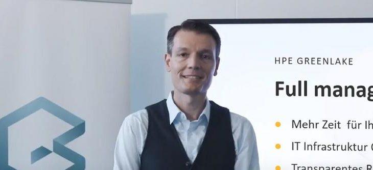 HPE Greenlake: Wenn sich die IT Ihrer Unternehmung anpasst