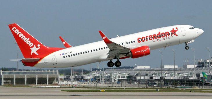 Corendon Airlines wird Flugbetrieb am 27. Juni wieder aufnehmen