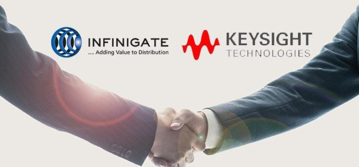 Infinigate listet Keysight Technologies