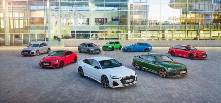 Making of RS: Wie die Audi Sport GmbH den Charakter ihrer RS-Modelle prägt
