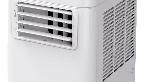 Sichler Exclusive Mobile Monoblock-Klimaanlage ACS-90, 9.000 BTU/h, für Outdoor erweiterbar