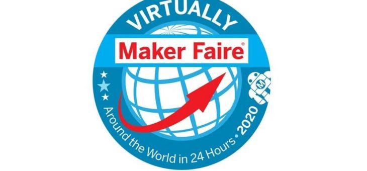 Erste weltweite virtuelle Maker Faire