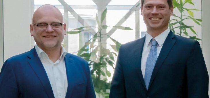 Laser 2000 freut sich auf neuen Geschäftsführer Andreas Börner