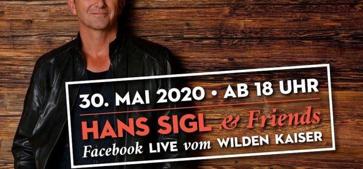 """""""Hoagaschtn"""" mit Hans Sigl & Friends"""