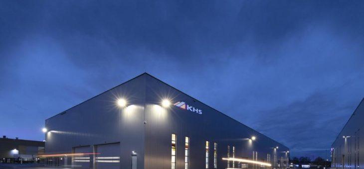 Starkes Signal für Dortmund: KHS investiert 20 Millionen Euro in Standortmodernisierung