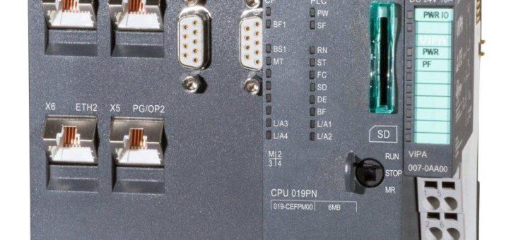 Neue CPU aus dem SLIO-Automatisierungssystem