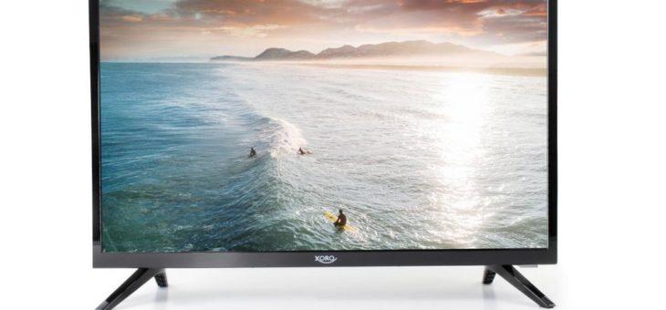 Drei Smart TV Modelle der XORO HTL 76-Serie