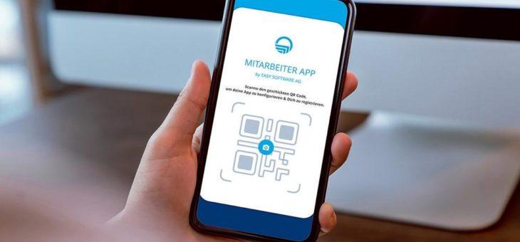 Tracking für Ansteckungsketten in neuer Mitarbeiter-App