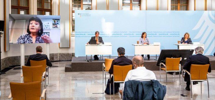 11. Petersberger Klimadialog findet zum ersten Mal als Online-Konferenz statt