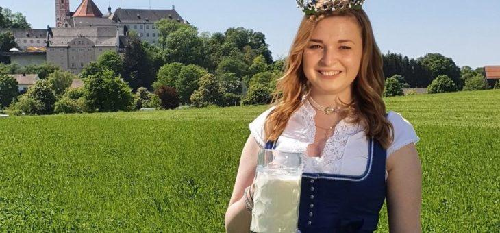 Acht Bundesländer, ein Milchglas, eine Botschaft: Milch verbindet!