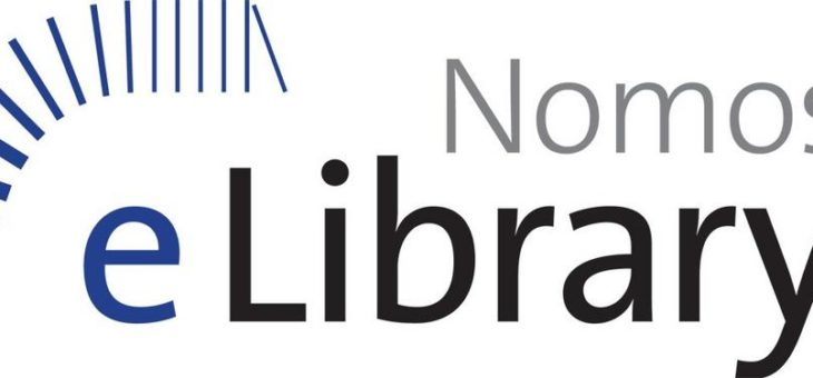 Nomos eLibrary baut Kooperationen weiter aus