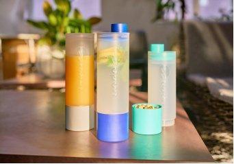 Meerflasche startet Crowdfunding mit innovativer und multifunktionaler Trinkflasche