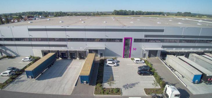 Neues Pharma-Distributionszentrum und Luftfracht-Hub in Groß-Gerau