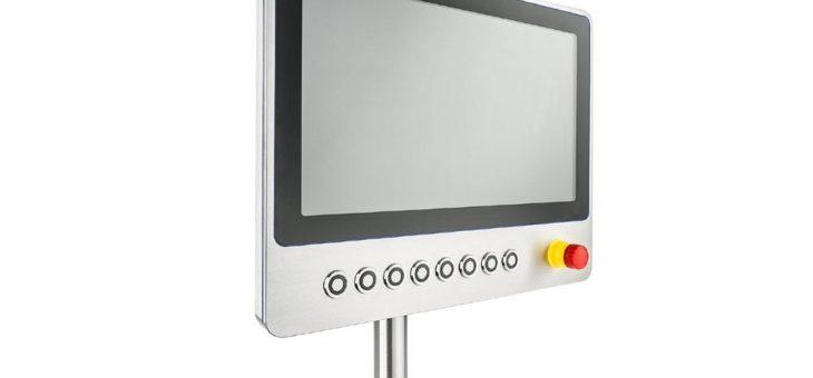Eine hygienische Angelegenheit – das neue Christ Automation glass Hygienic Design Touch Panel