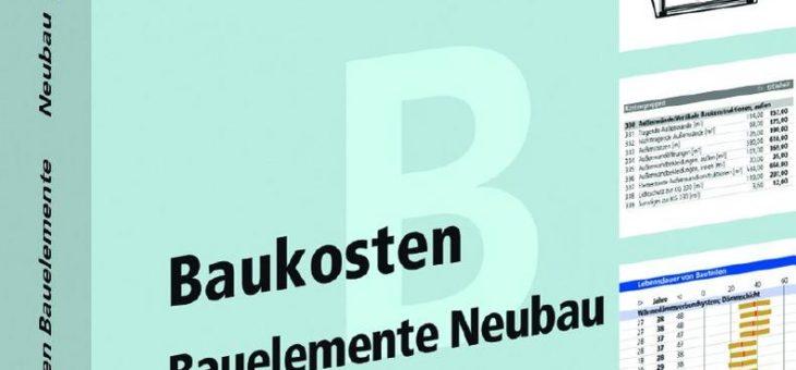 BKI BAUKOSTEN NEUBAU 2020 – Aktuelle Baukosten für 75 Gebäudearten nach aktueller DIN 276