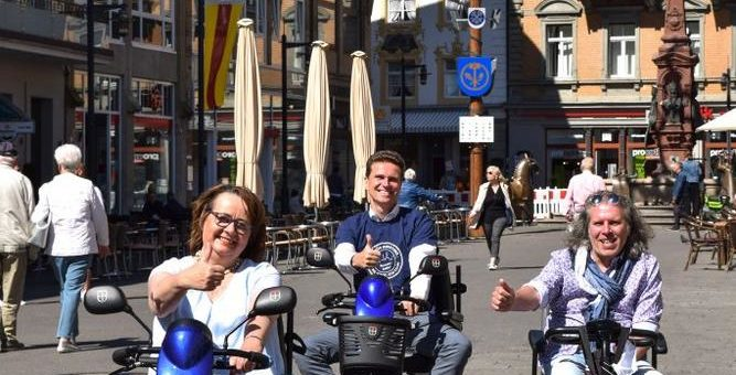 NEU: Elektromobile in Konstanz