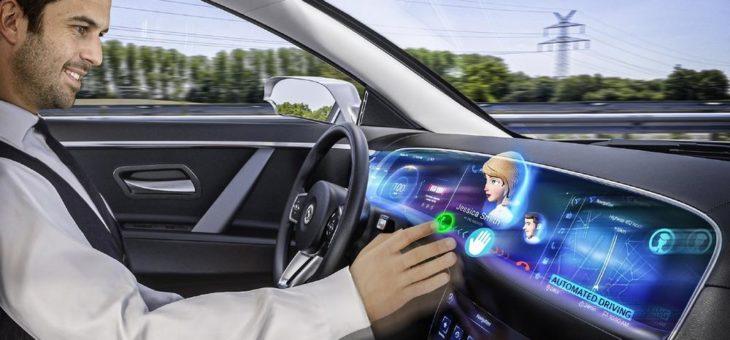 Doppelte Auszeichnung für 3D-Fahrzeugdisplay mit Touchfunktion von Continental