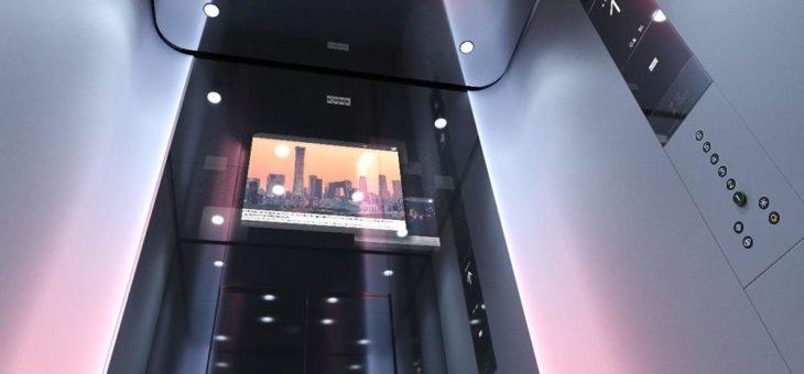 Red Dot Awards 2020: KONE DX Aufzüge ausgezeichnet für die Verschmelzung von Design und Technik