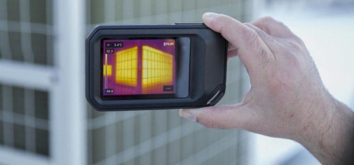 FLIR führt kompakte C5 Wärmebildkamera mit Cloud-Konnektivität auf dem Markt ein