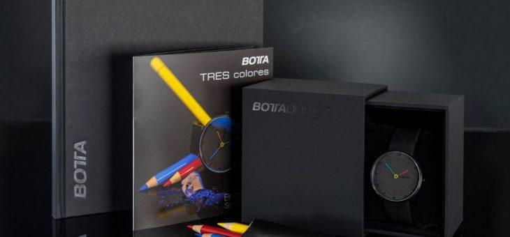 Im Sinne des Bauhaus funktional und emotional zugleich – neue TRES colores von BOTTA rückt Farbe in den Mittelpunkt