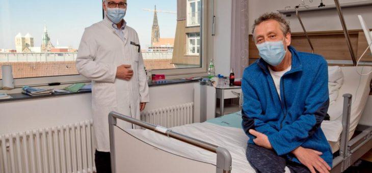 Bauchspeicheldrüsenoperationen in Zeiten von Corona