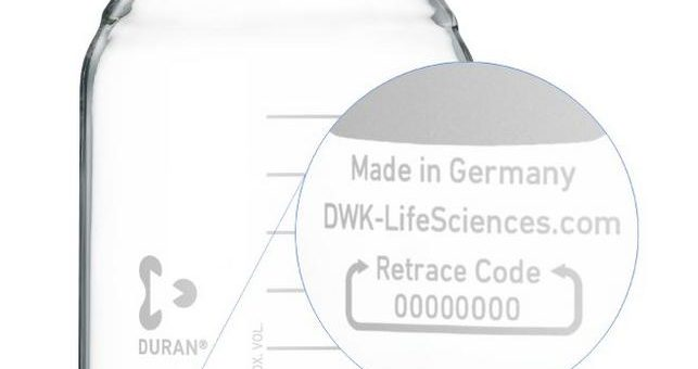 """""""Safety first"""" – wie DWK Life Sciences 100 Millionen Laborprodukte zurückverfolgen kann"""