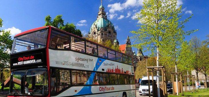 Hannover: Stadtrundfahrten, Kinderrundgänge und Stadtführungen starten wieder!