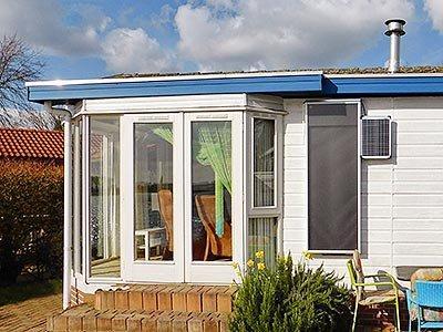 Solare Lüftung für Ferien- und Wochenendhäuser
