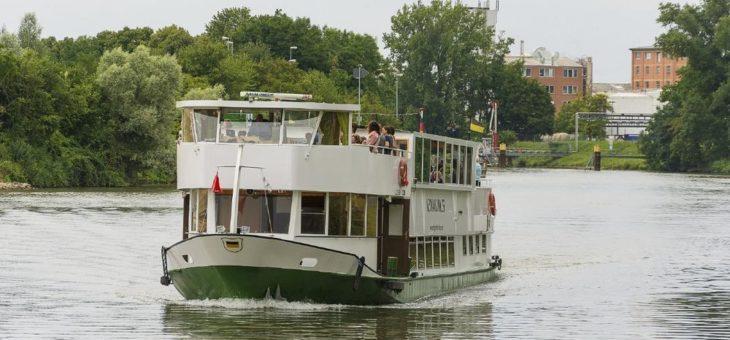 Heilbronn vom Neckar aus erleben