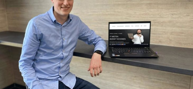 bb-net erweitert Dienstleistungsangebot um IT-Miete
