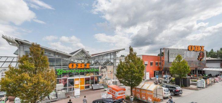 PATRIZIA verkauft OBI-Portfolio für 96 Mio. Euro