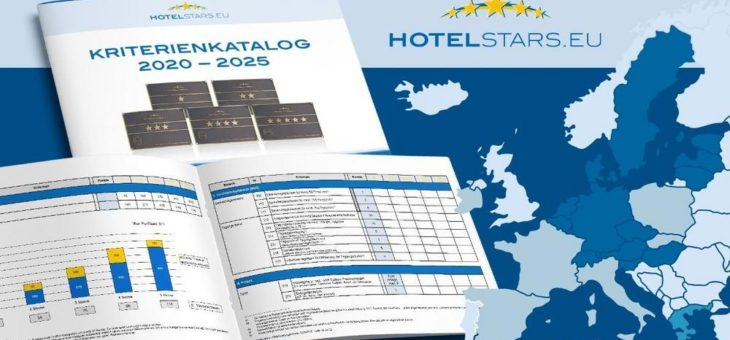 Neue Kriterien für die Deutsche Hotelklassifizierung
