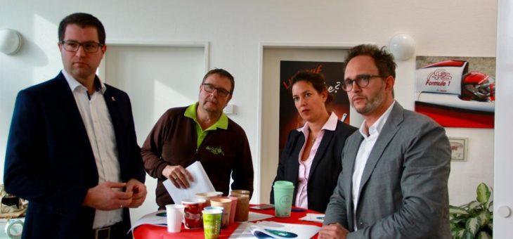 Nachhaltige Becher-Lösungen am Kaffeeautomaten