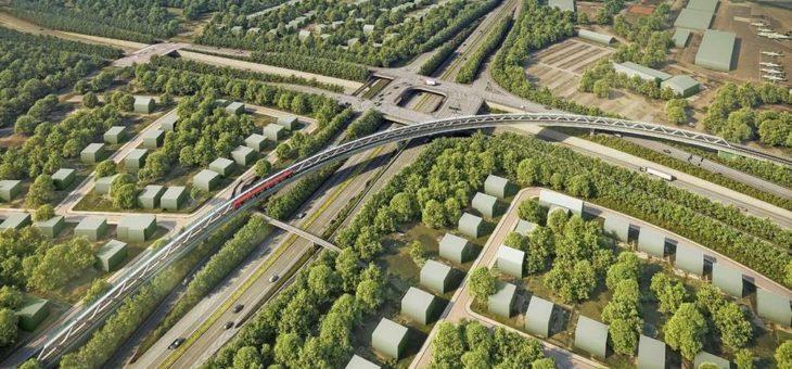 Implenia erhält Grossauftrag zum Bau der neuen Stadtbahnlinie in Düsseldorf