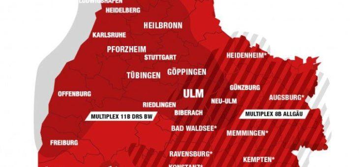 DONAU 3 FM ab sofort im DAB+ Regionalnetz Allgäu