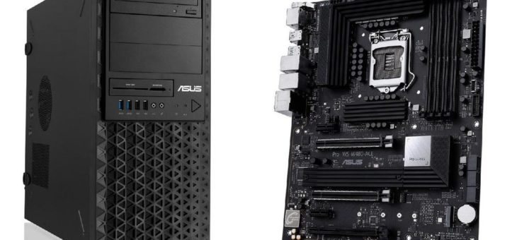 ASUS W480-Workstation-Serie