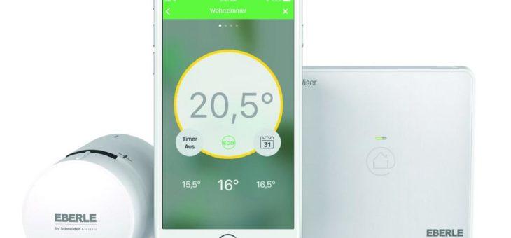 Noch einfacher ins Smart Home mit dem Wiser Starter Kit Lite von Eberle