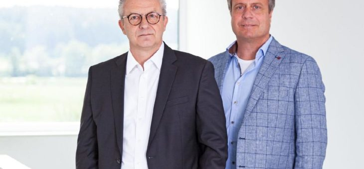 Neue Geschäftsführung der Sensor – Technik Wiedemann GmbH