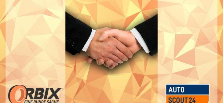 Orbix und Autoscout24 kooperieren und verbinden Werkstattsuche mit Kauf von Gebrauchtreifen