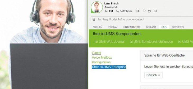 Ab sofort verfügbar: ixi-UMS Enterprise in neuer Version 7